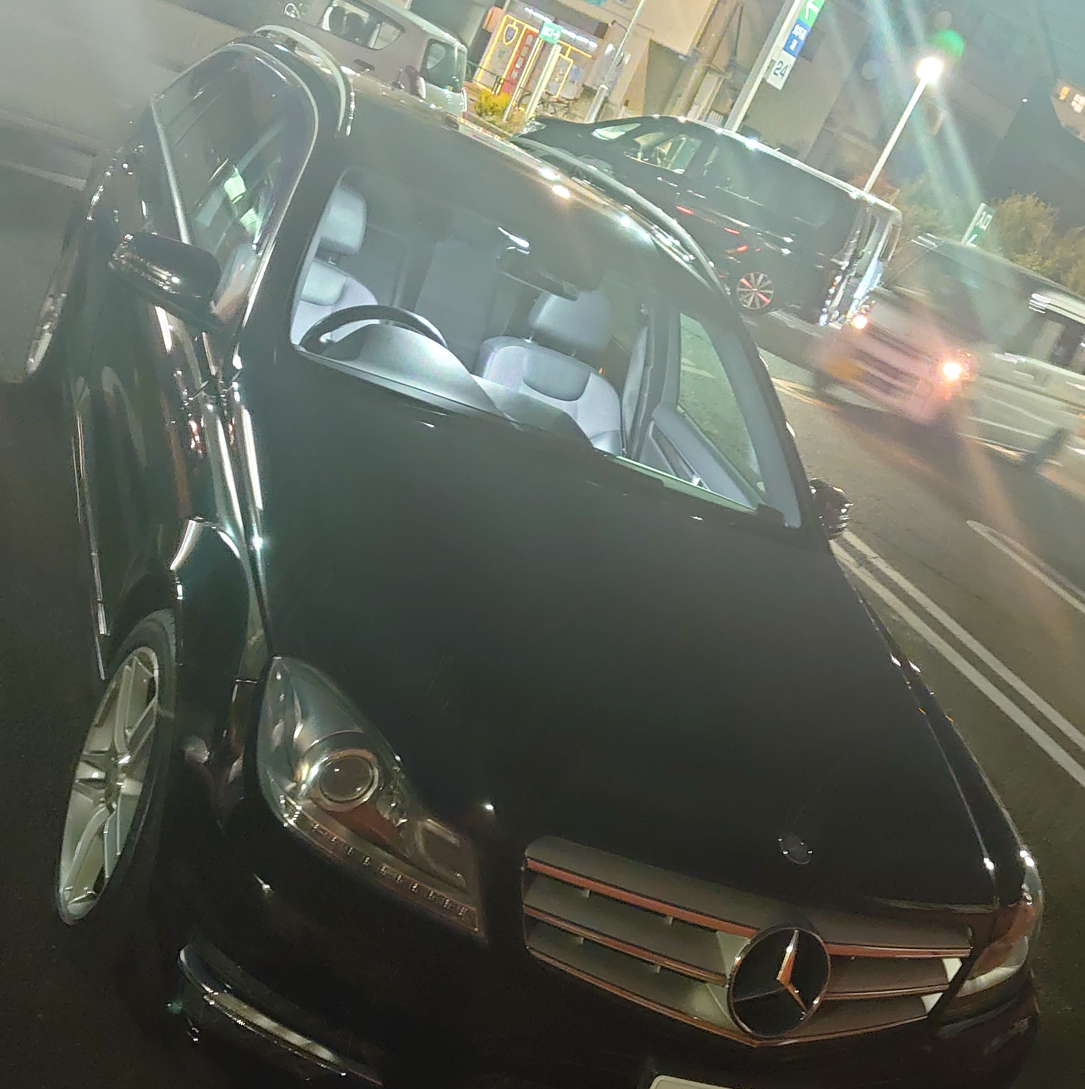 W204ワゴン(S204)  納車